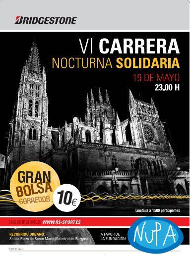 VI Carrera Nocturna Solidaria - Bridgestone
