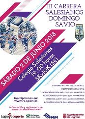 III Carrera Salesianos Domingo Savio