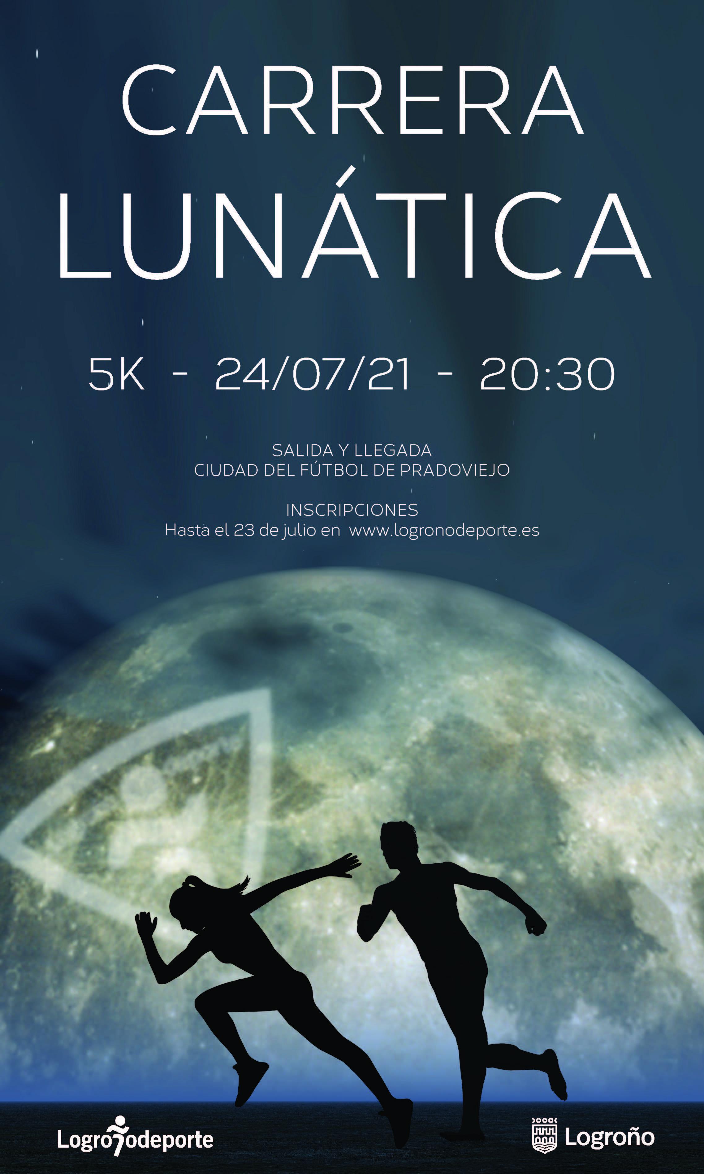 Carrera Lunática 2021