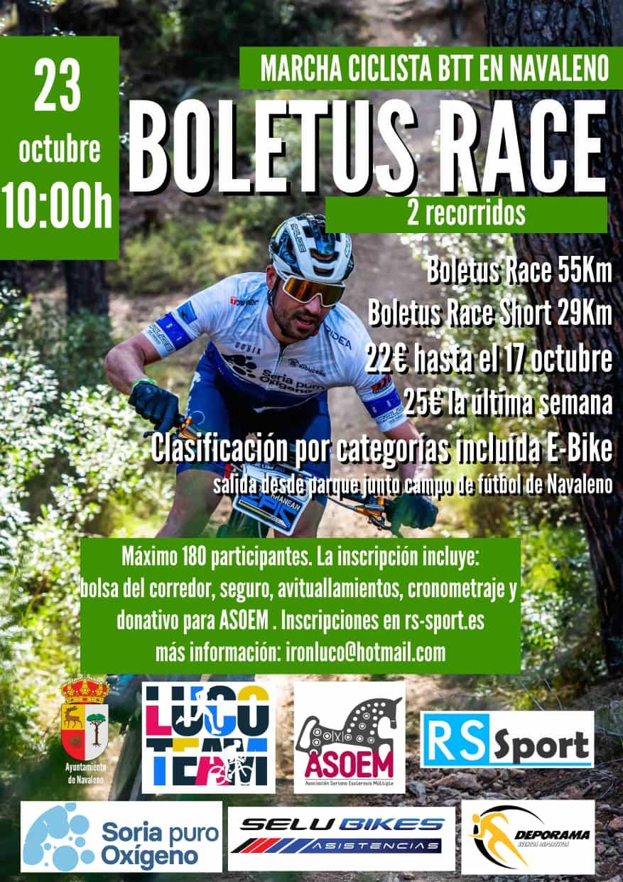 Marcha BTT Boletus Race